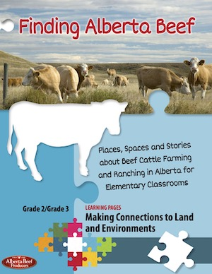 Finding Alberta Beef Learning Pages 2-3