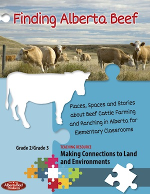 Finding Alberta Beef Teaching Guide 2-3