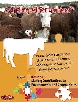 Finding Alberta Beef Learning Pages 4