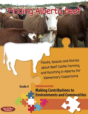 Finding Alberta Beef Teaching Guide 4