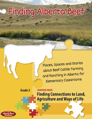 Finding Alberta Beef Learning Pages 5