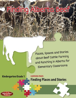 Finding Alberta Beef Learning Pages K1