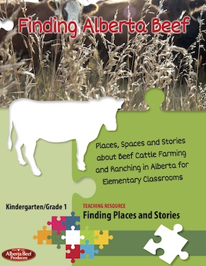 Finding Alberta Beef Teaching Guide K1