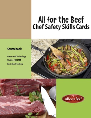 Chef Safety Skills Cards